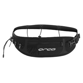 ORCA Racebelt with Pocket black